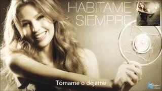 Thalia - Tómame o Déjame Letra/Lyrics