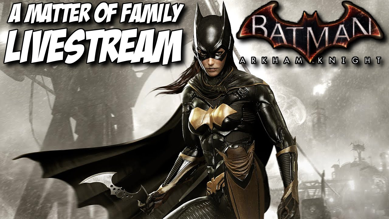 Batman Livestream