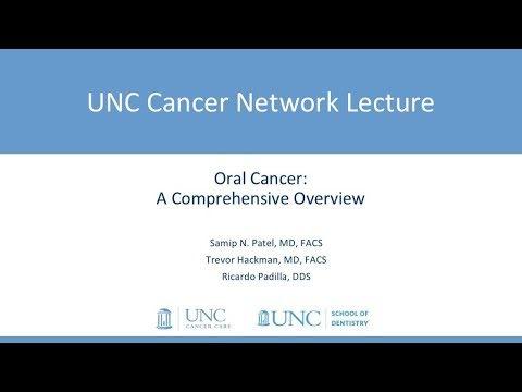 Oral Cancer: A Comprehensive Overview