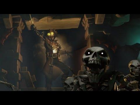 Sea of Thieves #2 - Tady vážně straší! + Starda