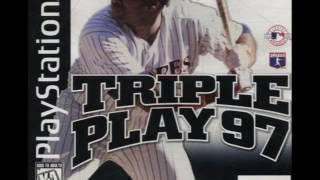 PSX Triple Play 97 Acid Jazz / Roots Menu Music