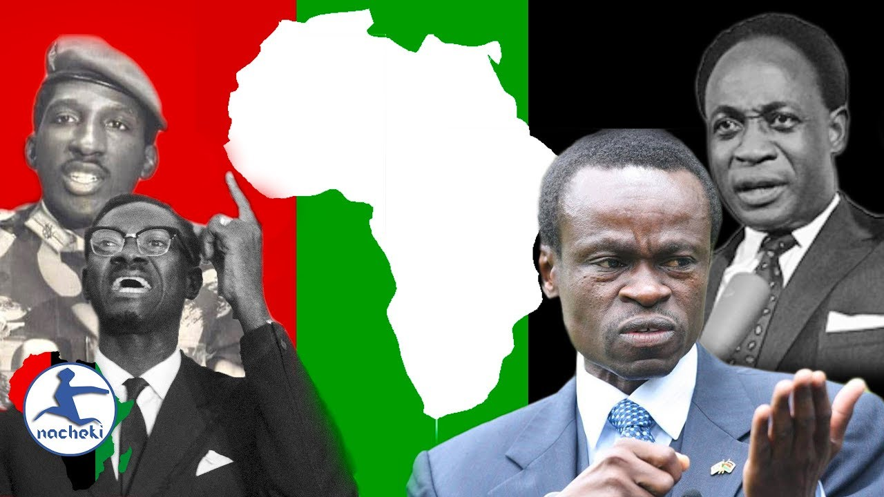 PLO Lumumba Reveals Our Founding Fathers Plan for the Regeneration of Africa