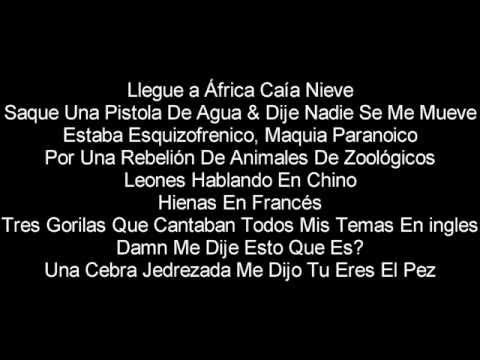 Efectos Secundarios - Landa Freak  Letra / Lyrics