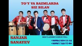 Sanjar Sanayev _ Xayir endi bevafo Klip sauntrekt version