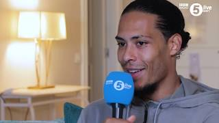 Virgil van Dijk on Game of Thrones, Disneyland and becoming a legend
