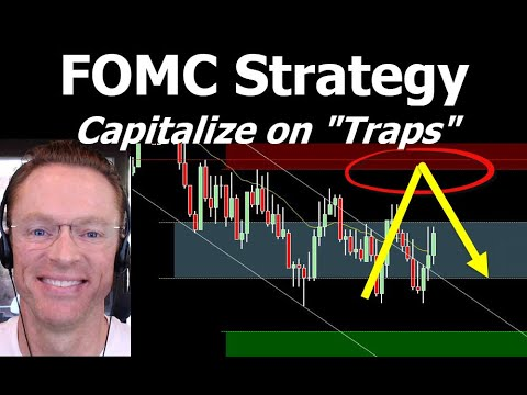 """5 Patterns for FOMC Trading; Capitalize on """"Traps"""""""