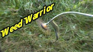Weed Warrior