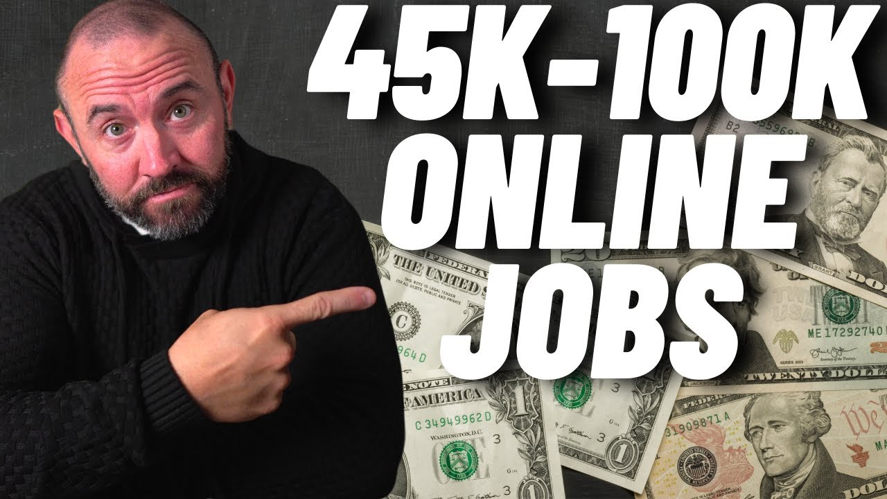 High Paying Online Jobs!   Entry Level   Work Remote From Home!