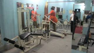 XXX Health Gym Dabua Colony Faridabad