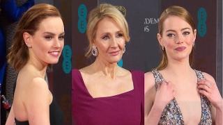 BAFTA Film Awards 2017 Red Carpet Arrivals