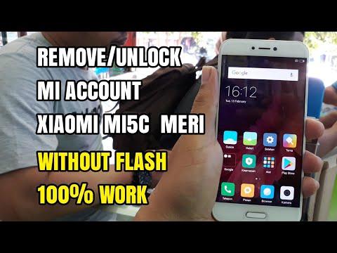 xiaomi-mi5c-unlock-remove-mi-account-without-flashing-100%-work-2018