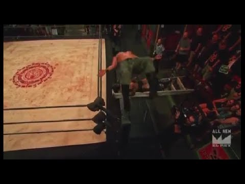 Killshot vs. Dante Fox Highlights (Lucha Underground) - Antoriccioh Production