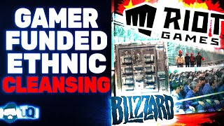 China BUSTED Again! Forced Labor & More!  Blizzard, Epic Games & More All Silent
