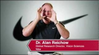 Developing Peripheral Vision with Nike Vapor Strobes