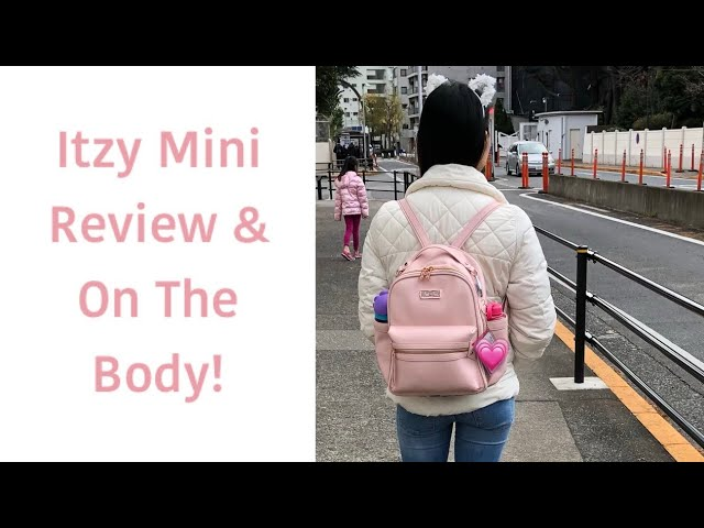 Itzy Ritzy MINI Review & On the Body!