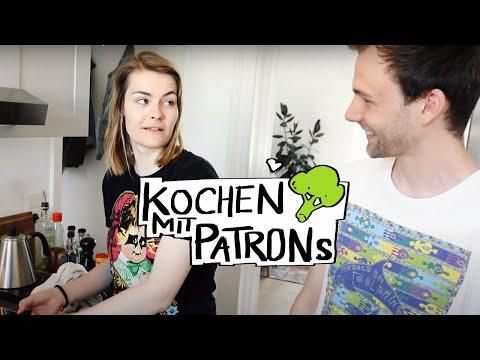 Kochen mit Patrons (und Baby)
