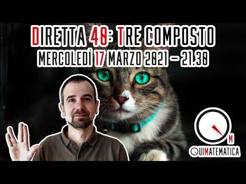 Tre composto: tutto quello che c'è da sapere   Diretta #40
