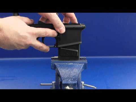 NO-M.A.R® Multi-Lock® Lower Receiver Vise Block BLK