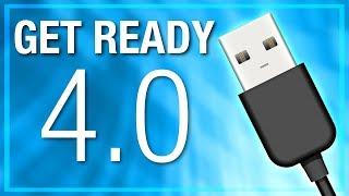 USB 4: Oh LAWD it Comin'