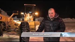 Усть-Каменогорск. Аномальная зима