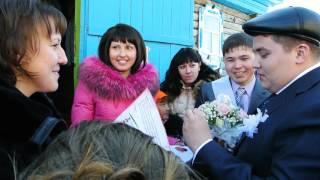 Свадьба в Тигирменевке - 1 часть