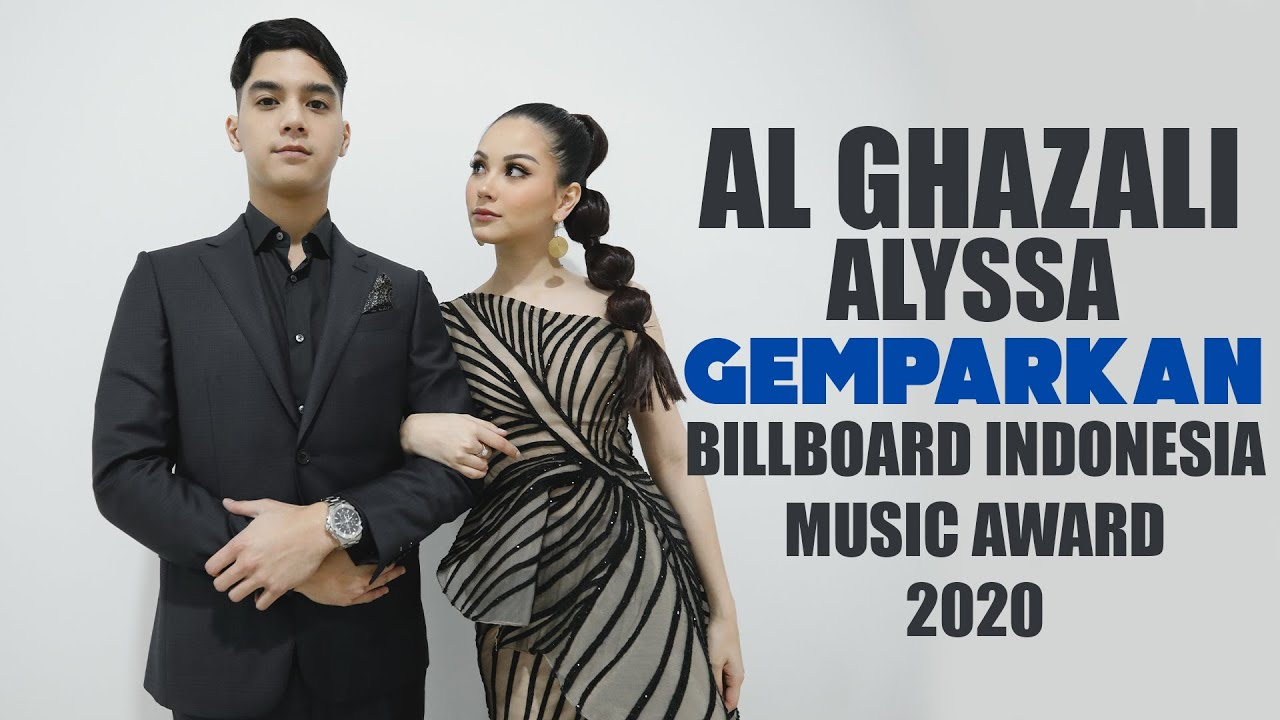 Al Ghazali & Alyssa gemparkan Billboard Indonesia Musik Award 2020