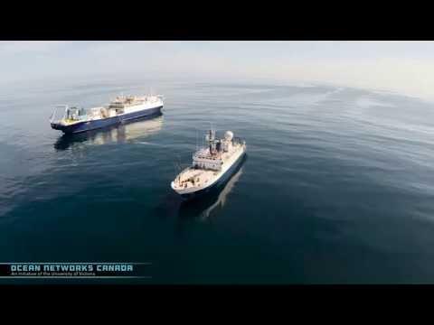 #FriendShips: C/S Wave Venture & E/V Nautilus Aerial Footage | Nautilus Live