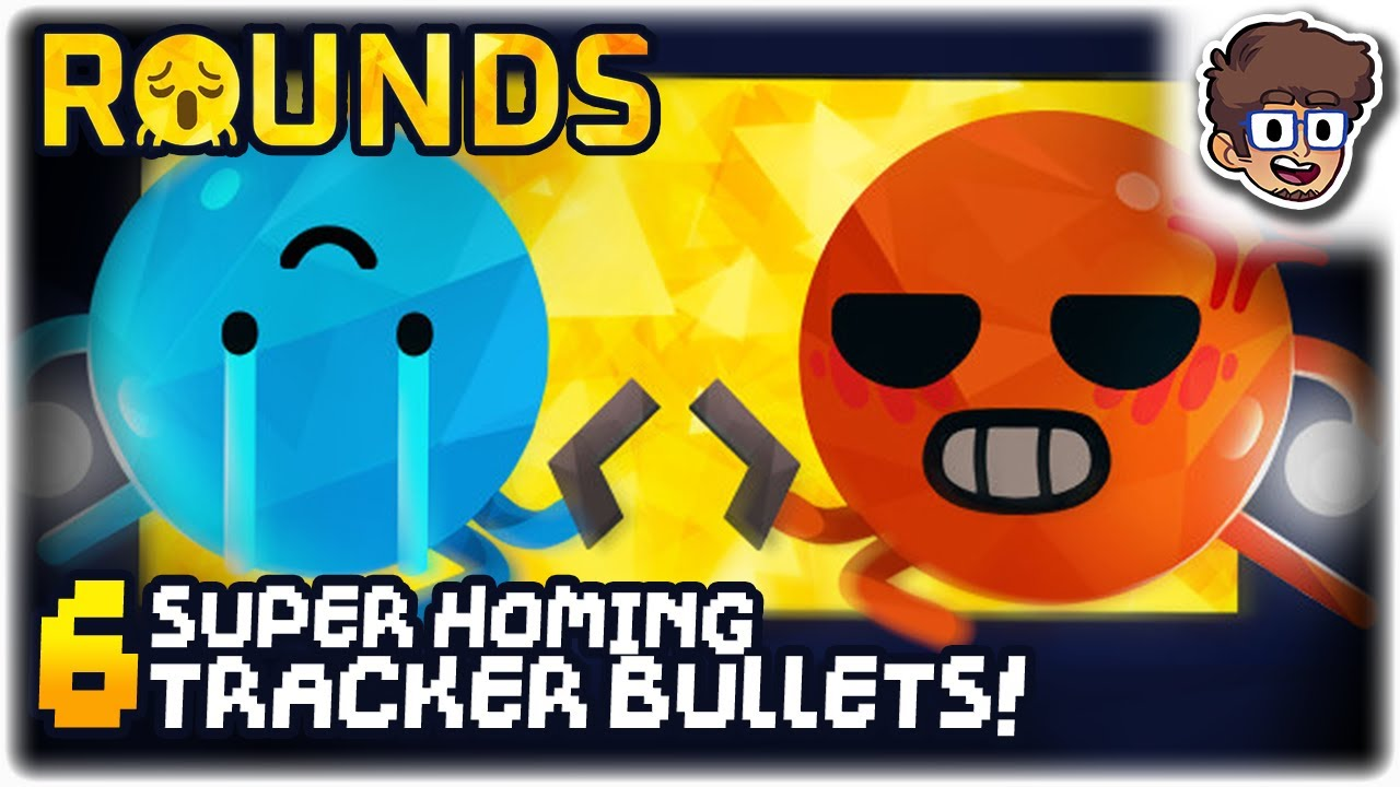 Download GODLY HEAT-SEEKING BULLETS!!   Let's Play ROUNDS   Part 6