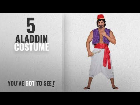 Top 10 Aladdin Costume [2018]: Forum Novelties X76415 42-inch Purple Genie Vest Costume