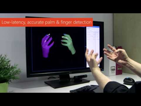 Toward Realistic Hands Gesture Interface: Keeping it Simple for Developers and Machines