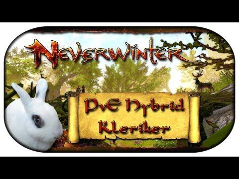 🐇 NEVERWINTER: Mein PvE Hybrid-Glaubenskleriker-Build [Modul 12 b] (Devoted Cleric) [german/deutsch]