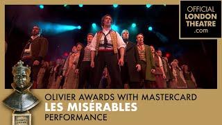 2014 Olivier Awards - Les Misérables Performance