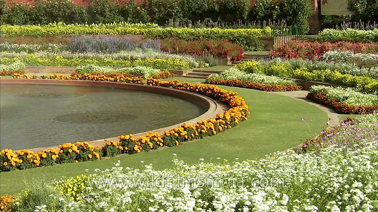 mughal garden The mughal emperors gave birth to the gardens to feel the presence of heavenly bliss in this place chesmansahi is the first mughal garden with a stupendous layout and a wonderful view.