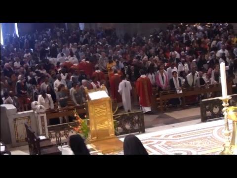 Messe du dimanche de la Pentecôte 4 juin 2017