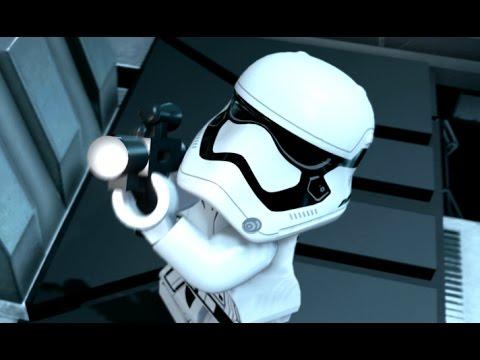 LEGO Star Wars: The Force Awakens - 100% Guide #10 - Destroy Starkiller Base (All Minikits)