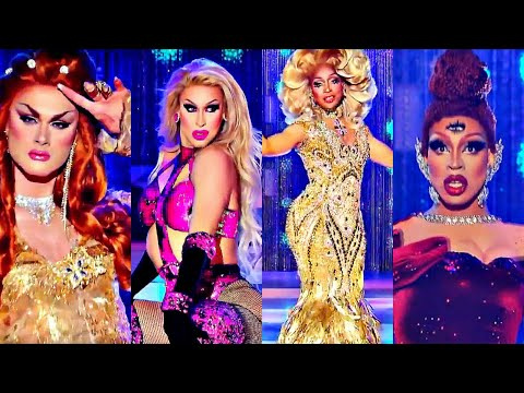 Rupaul's Drag Race: SEASON 11 - RANKING ALL LOOKS | Worst To Best
