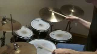 How to play a Unique Texas Shuffle on the drums
