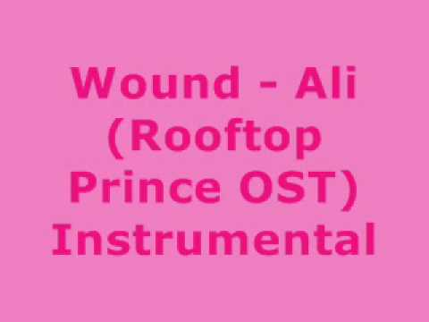 Wound - Ali (Rooftop Prince OST) [MR] Instrumental + DL Link