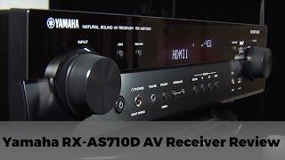 Yamaha RX-AS710D AV Receiver Review