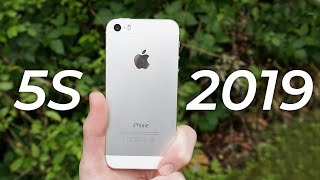 Using the iPhone 5S in 2019 - Review