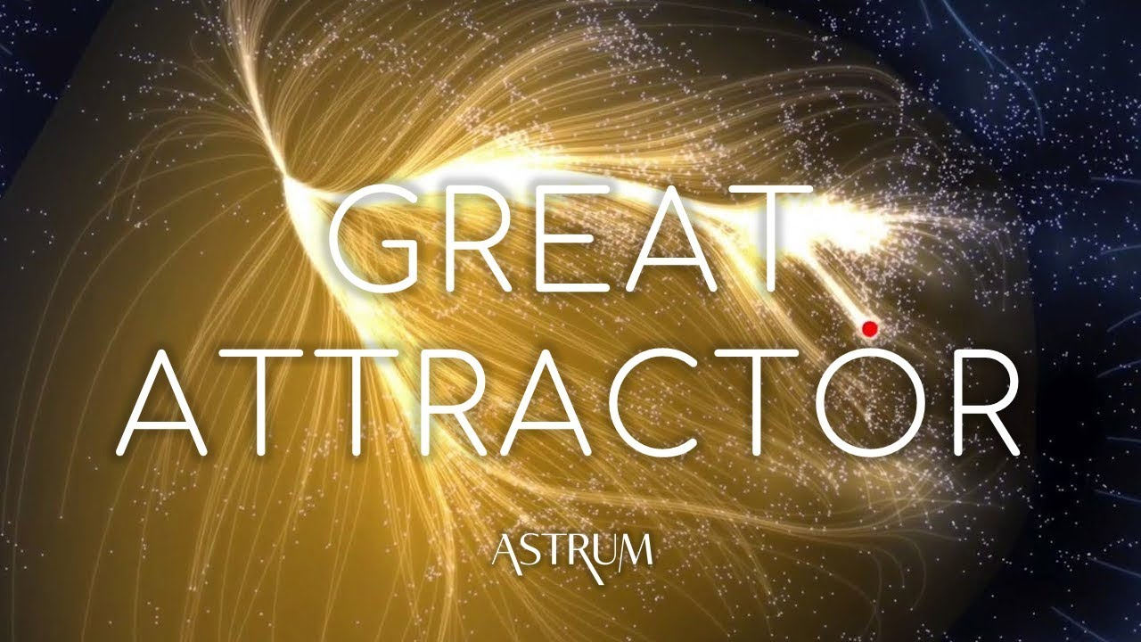 Did Scientists Just Discover What The Great Attractor Really Is?