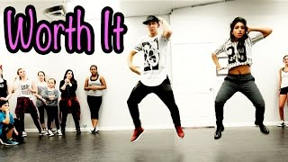 Video WORTH IT - Fifth Harmony ft Kid Ink Dance | @MattSteffanina Choreography (Beg/Int Class) download MP3, 3GP, MP4, WEBM, AVI, FLV Oktober 2018