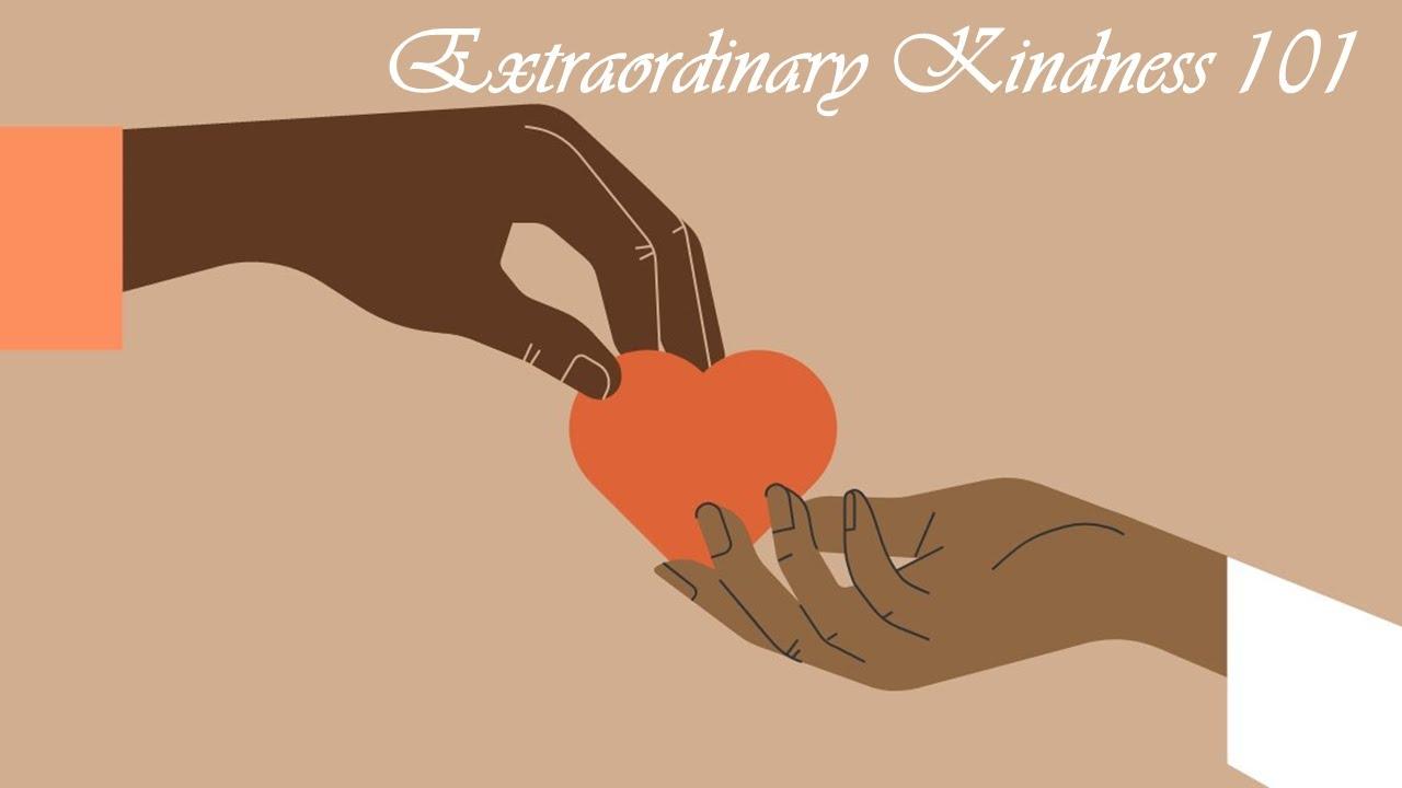Extraordinary kindness | Philip Powell