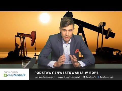 Podstawy inwestowania w ropę - część pierwsza - Łukasz Skiba