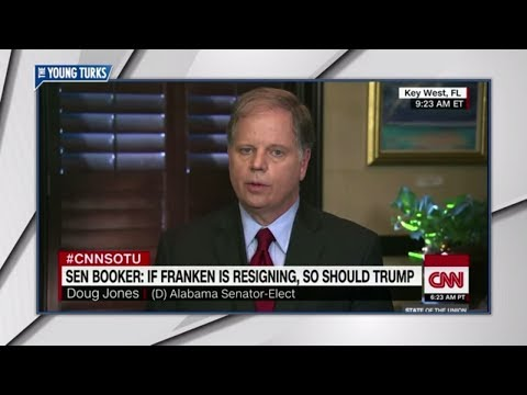 DEMOCRAT Doug Jones Pro-Trump?