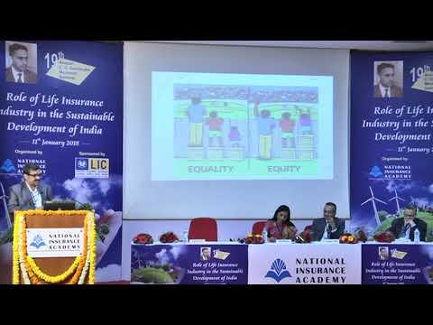 19th CD Deshmukh Memorial Seminar-Mr. S. Kar, National Project Mgr, United Nations Development Prog