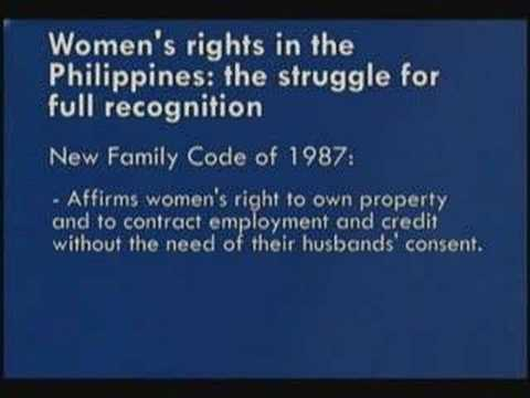 Violation of Women's Rights - Poligov Report