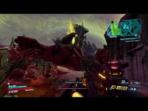 (140) Borderlands 3. Siege Of Castle Crimson PART1 |