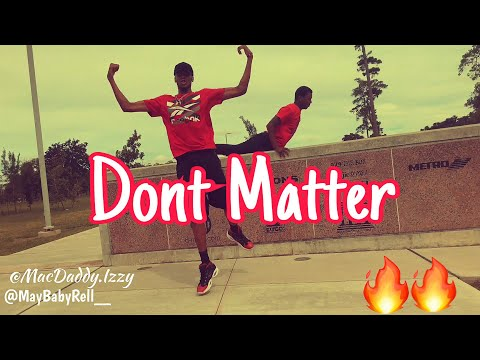August Alsina - Dont Matter (Dance Video) | @MONEYMOVESENT