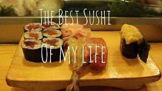 Tsukiji Fish Market, Shibuya, Yakitori // Vlog